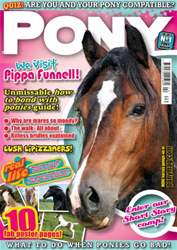 PONY Magazine – April 2014  issue PONY Magazine – April 2014