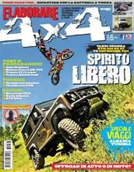 Elaborare 4x4 Magazine Cover