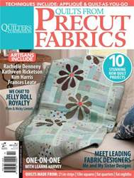 Quilts From Precut Fabrics #2 issue Quilts From Precut Fabrics #2