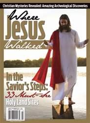 Where Jesus Walked 2014 issue Where Jesus Walked 2014