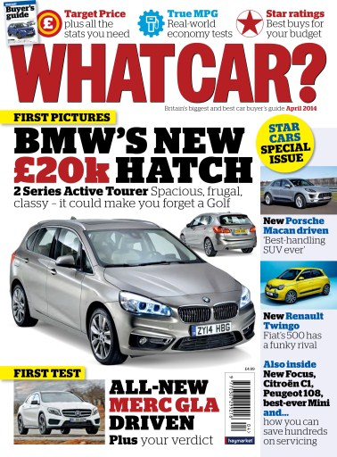 What Car Magazine Digital Issue