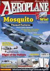 Aeroplane Magazine Cover