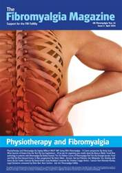 Fibromyalgia Magazine - April 2014 issue Fibromyalgia Magazine - April 2014