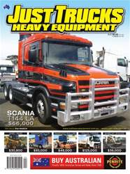 Just Trucks #154 14-09 issue Just Trucks #154 14-09