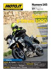 Moto.it Magazine n.145  issue Moto.it Magazine n.145