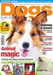 Dogs Monthly May 2014 issue Dogs Monthly May 2014
