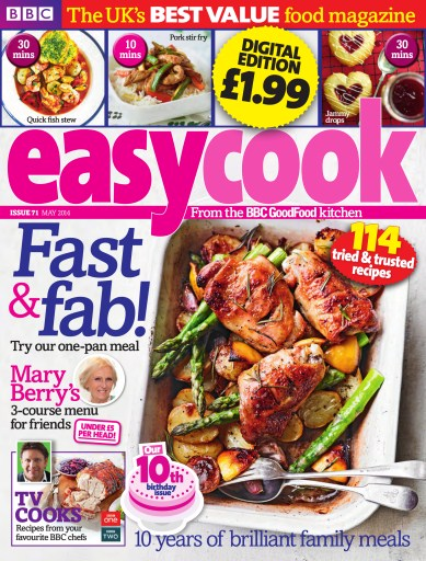 Easy Cook Preview