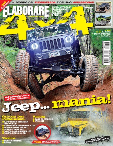 Elaborare 4x4 Digital Issue