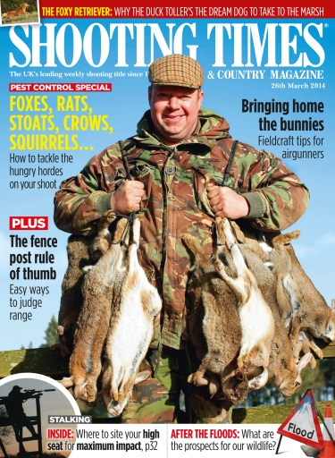 Shooting Times & Country Preview