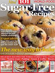 World of Food 101 Sugar-Free Recipes issue World of Food 101 Sugar-Free Recipes