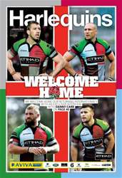 Harlequins v London Irish issue Harlequins v London Irish
