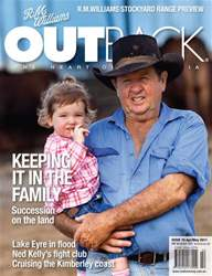 OUTBACK 76 issue OUTBACK 76