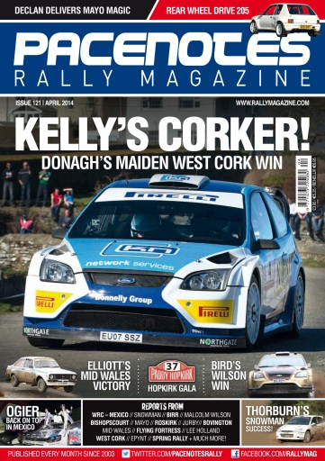 Pacenotes Rally magazine Digital Issue
