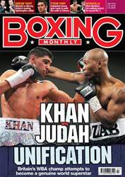 Boxing Monthly July 2011 issue Boxing Monthly July 2011