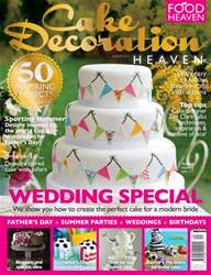 Cake Decoration Summer 2014 issue Cake Decoration Summer 2014