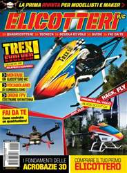 ELICOTTERI RC N°1 issue ELICOTTERI RC N°1