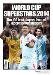 World Cup Superstars Magazine Cover