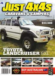 Just 4x4s #291 14-10 issue Just 4x4s #291 14-10