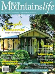 Blue Mountains Life Magazine Cover