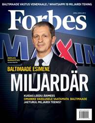 Forbes Apr '14 issue Forbes Apr '14