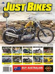 Just Bikes #299 14-10 issue Just Bikes #299 14-10