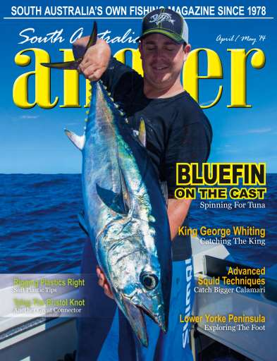 South Australian Angler (SA Angler) Digital Issue