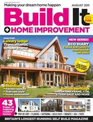 Build It Magazine Cover