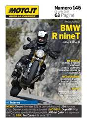 Moto.it Magazine n. 146 issue Moto.it Magazine n. 146