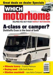 A-Class or Camper: May 2014 issue A-Class or Camper: May 2014