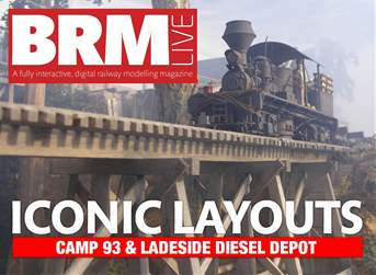 BRM Live - Camp 93 & Ladeside Diesel Depot issue BRM Live - Camp 93 & Ladeside Diesel Depot