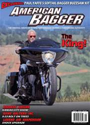 American Bagger Magazine Cover