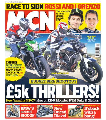 MCN Digital Issue