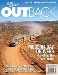 OUTBACK 73 issue OUTBACK 73