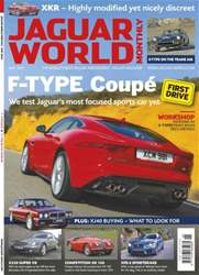 No.145 F-Type Coupe issue No.145 F-Type Coupe