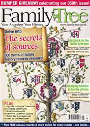Family Tree May 2014 issue Family Tree May 2014