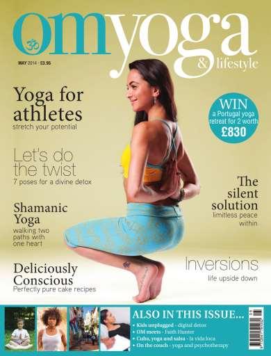 OM Yoga Magazine Preview