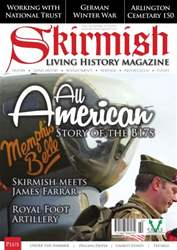Skirmish Magazine Issue 105 issue Skirmish Magazine Issue 105