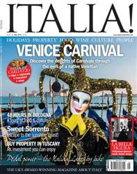 May 2014 – Venice Carnival issue May 2014 – Venice Carnival