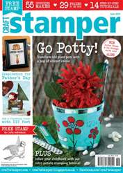 Craft Stamper - June 2014 issue Craft Stamper - June 2014