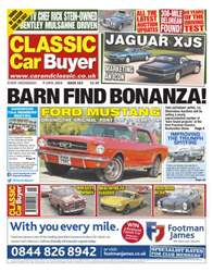 No.223 Barn Find Bonanza issue No.223 Barn Find Bonanza