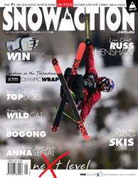 SnowAction Olympic/Snow South Special issue SnowAction Olympic/Snow South Special