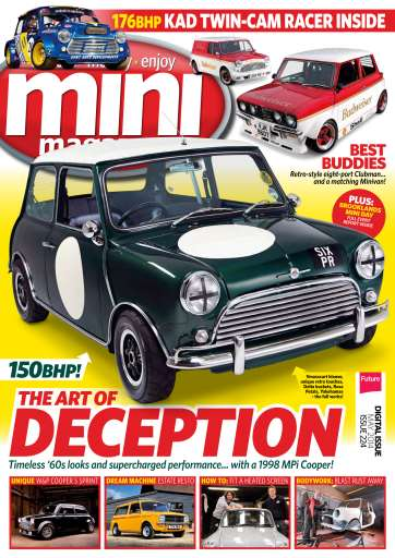 Mini Magazine Digital Issue