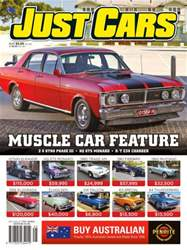 Just Cars #219 14-09 issue Just Cars #219 14-09