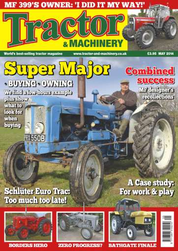 Tractor & Machinery Digital Issue