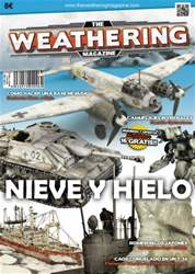 The Weathering Magazine Spanish Version Magazine Cover