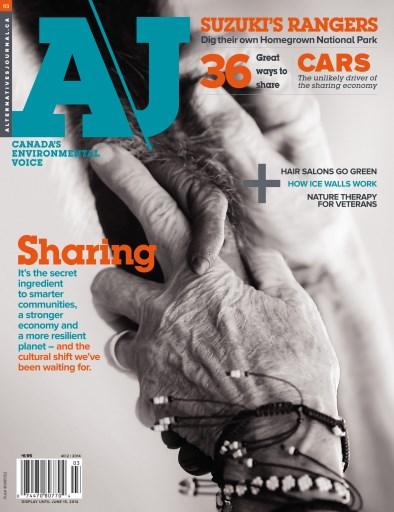Alternatives Journal Preview