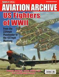 US Fighters of WWll issue US Fighters of WWll