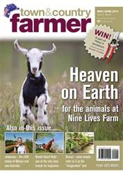 Town And Country Farmer Magazine Cover