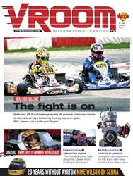 Vroom International Magazine Cover