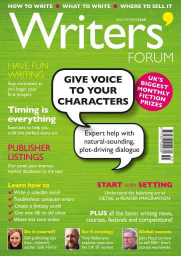 Writers' Forum Digital Issue